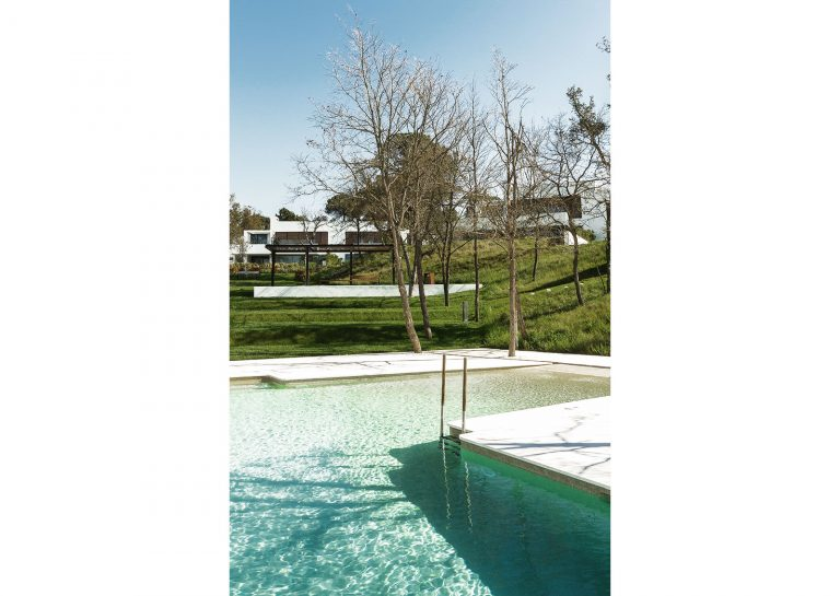 Semidetached La Selva pool