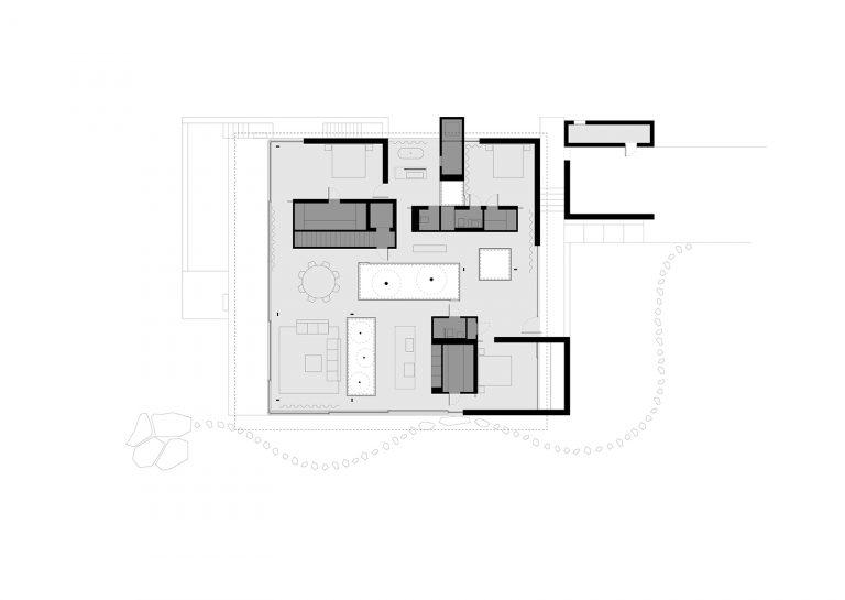 Vila Sesom floor plan